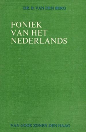 Foniek van het Nederlands
