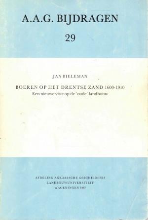 Boeren op het Drentse zand 1600-1910