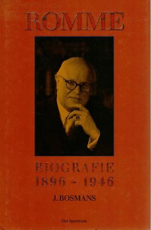 Romme. Biografie 1896-1916