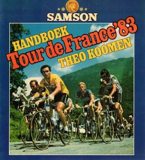 Handboek Tour de France '83
