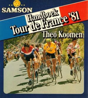 Handboek Tour de France '81