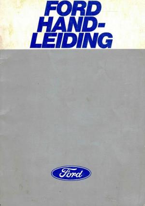 Ford Handleiding
