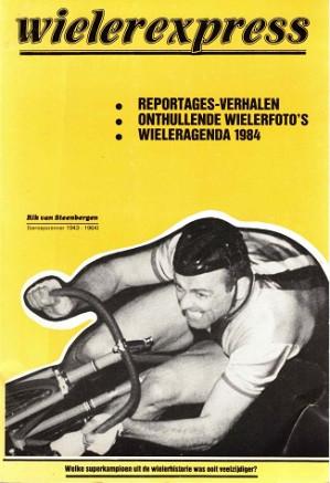 Wielerexpress 1984.