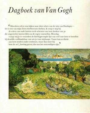 Dagboek van  Van Gogh