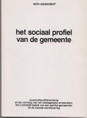 Het sociaal profiel van de gemeente