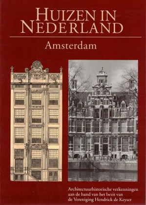 Huizen in Nederland. Amsterdam