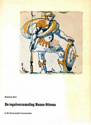 De tegelverzameling Nanne Ottema in Het Princessehof te Leeuwarden