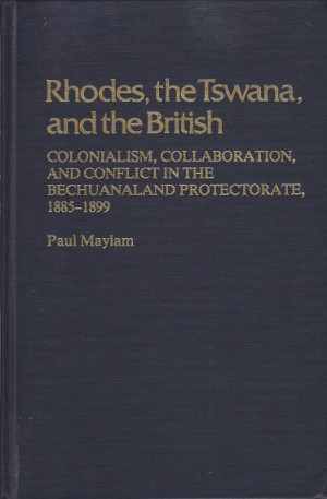 Rhodes, the Tswana, and the British