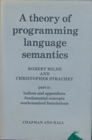 A theory of programming language semantics