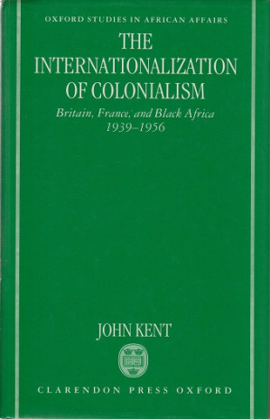 The internationalization of colonialism